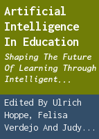 Artificial intelligence in education: shaping the future of learning through intelligent technologies