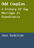 Odd couples: a history of gay marriage in Scandinavia
