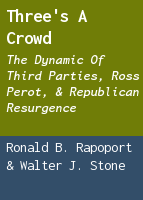 Three's a crowd: the dynamic of third parties, Ross Perot, & Republican resurgence